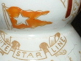 White Star Line Eggcup
