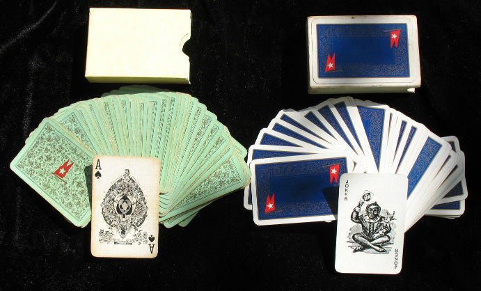 White Star Line Playing Cards